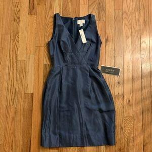 J.Crew Liza dress-NWT, sz 0P